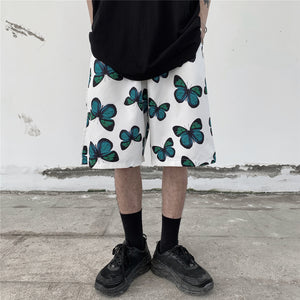 Butterfly Half Pants (2 color)