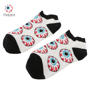 MISHKA Socks (MSS203305) (2 color)