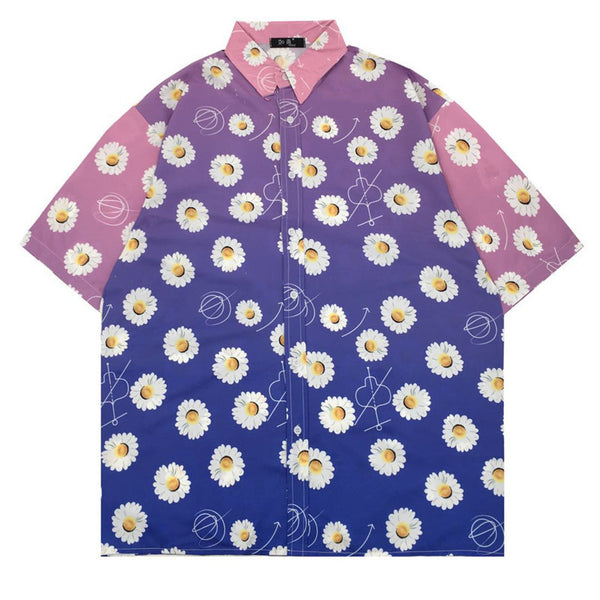 Daisy Gradation S/S Shirt