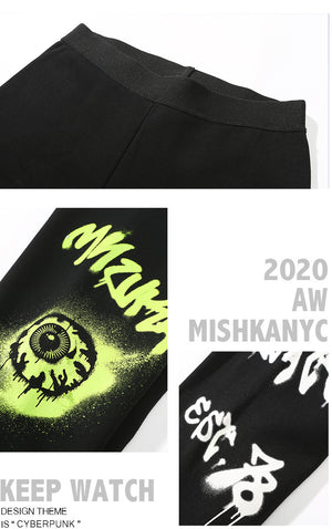 MISHKA Keep Watch Ladies Leggings (MAW200822W)