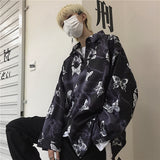 Thunder Butterfly L/S Shirt (2 color)