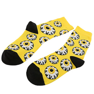 MISHKA Crew Socks (MSS203304F) (2 color)