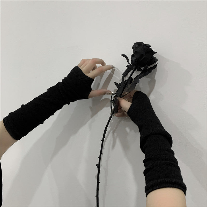 Simple Arm Cover (Black)