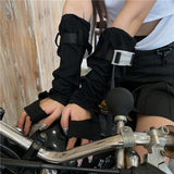 Belt Arm Cover (Black)