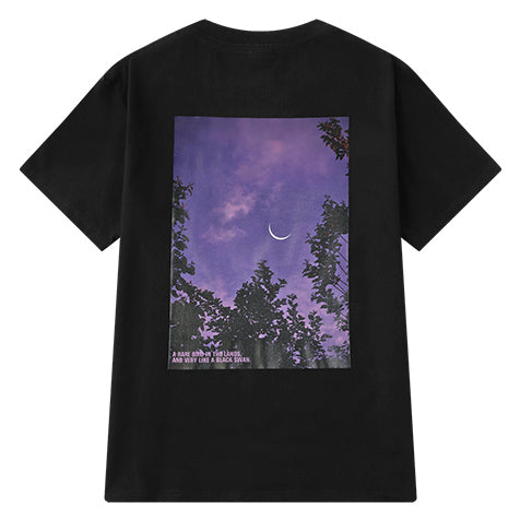 Night Sky S/S T-Shirt (2 color)