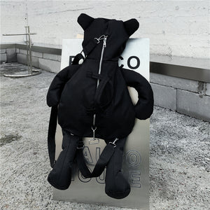 Big Bear 3way Bag (Black)