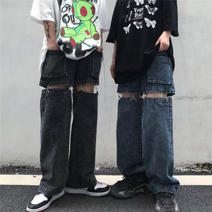 Joint Denim Pants (2 color)