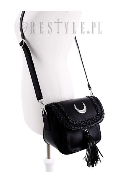 RESTYLE PU MOON MINI BAG - YOU ARE MY POISON