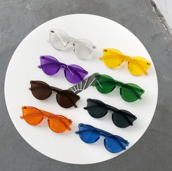 Clear Sunglass (7 color)