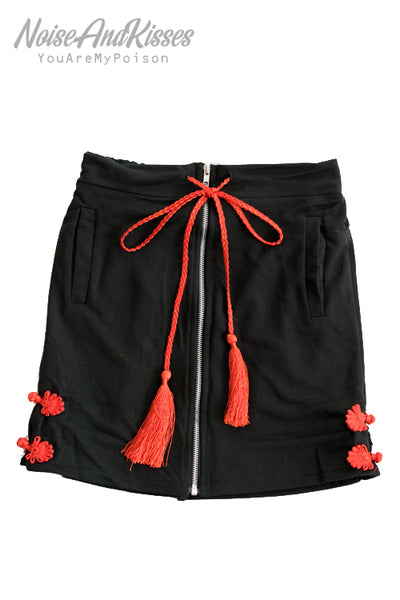 ACDC RAG China Skirt (4 color)