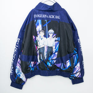 ACDC RAG x Evangelion Kaworu And Shinji Nylon Jacket