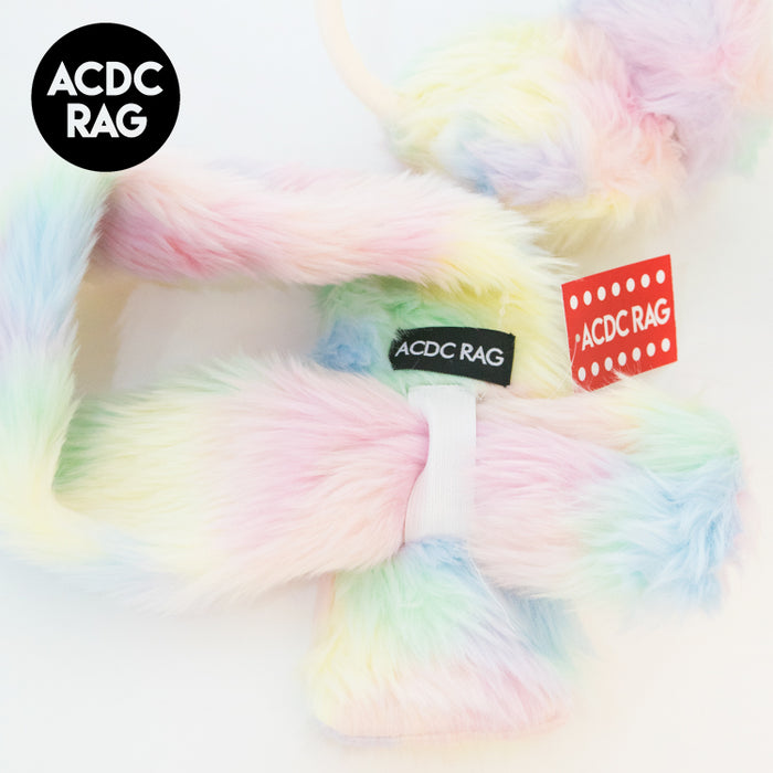 ACDC RAG Ear Warmers And Muffler Set (L.Pastel)