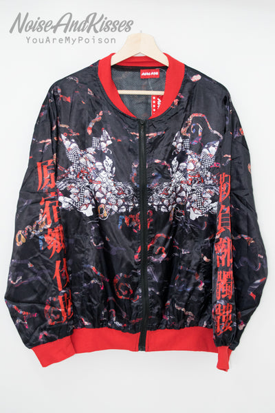 ACDC RAG Blouson Light Jacket (Samurai)
