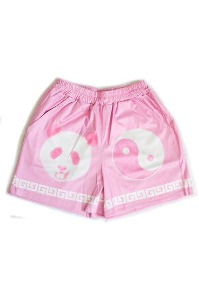 ACDC RAG All-Over Printed Short Pants (Panda Pink)