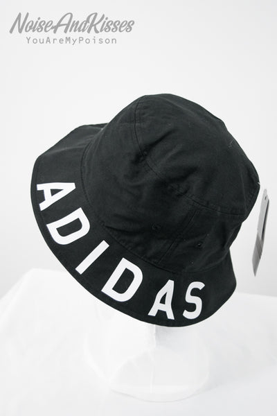 adidas Logo Bucket Hat (2 color)