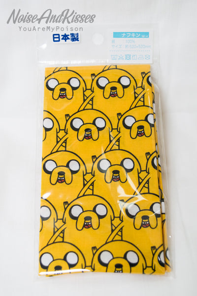 ADVENTURE TIME Jake Printed Napkin
