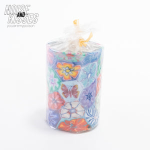 Swaziland Handmade Candle Mini Church (3 color)