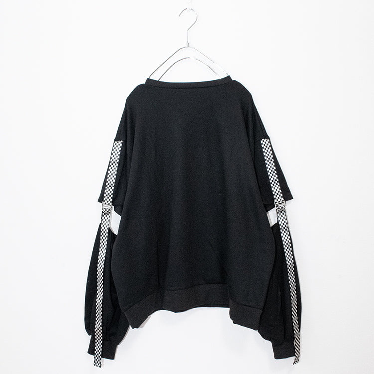 Angels Belt Sleeve Pullover Top (5 color)