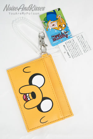 ADVENTURE TIME Pass Card Case (2 Type)