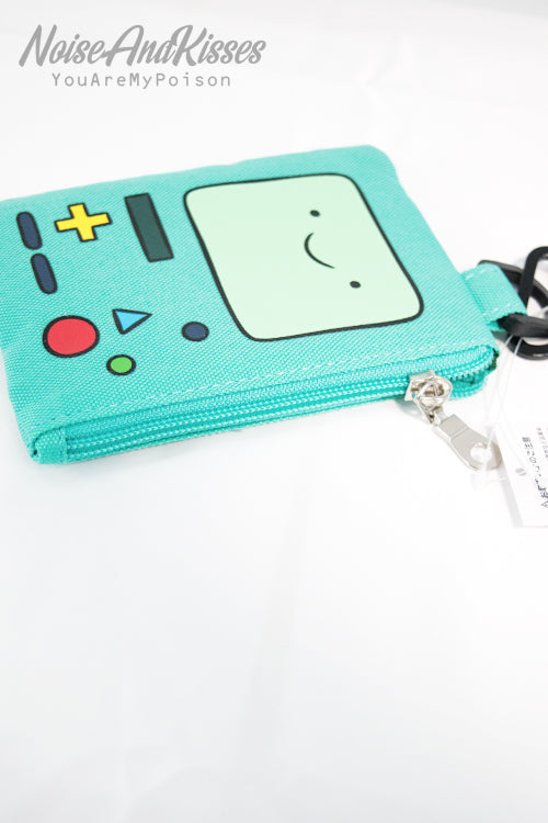 ADVENTURE TIME Pass Card Case (BMO)