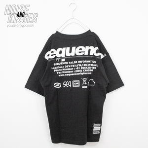 Back Zipper S/S T-shirt (3 color)