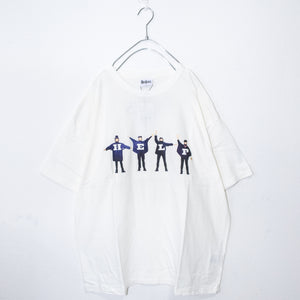 THE BEATLES HELP S/S T-shirt (2 color)
