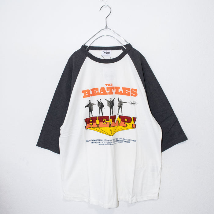 THE BEATLES Raglan S/S T-shirt (2 color)