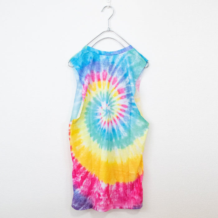 BRING ME THE HORIZON Tie-Dye Logo Tank Top