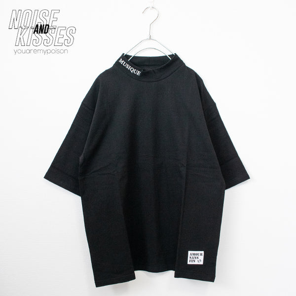 Bottle Neck Logo S/S T-shirt (2 color)