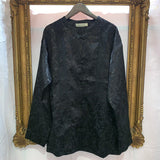 China Big L/S Shirt (Black)