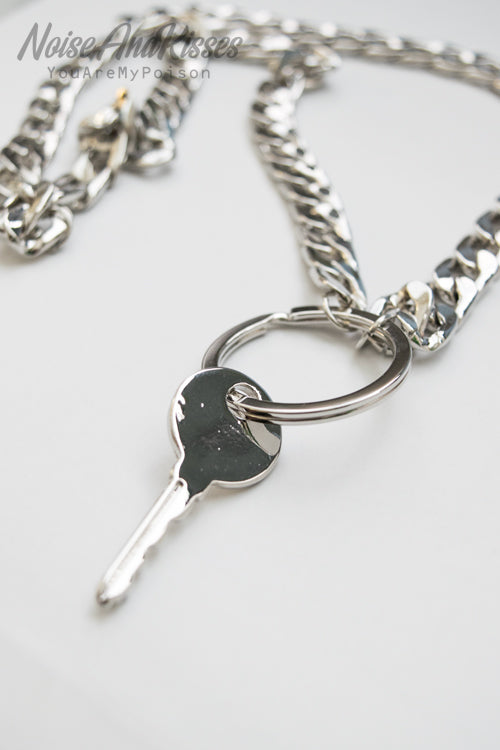 Chain Necklace (Key)