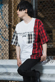 Check Docking Logo Mens S/S T-shirt (2 color)
