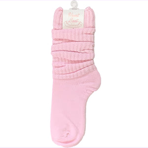 30cm Color Loose Socks (4 color)