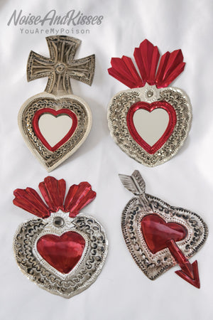 Tinplate Corazon (4 type)