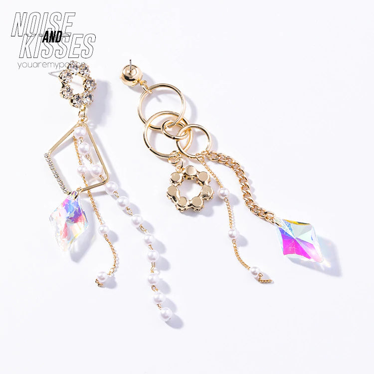 Crystal Chain Pierce