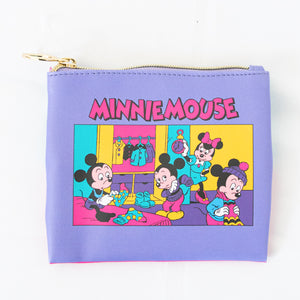 Disney Minnie Mouse Tissue Pouch 'Morning Routine'