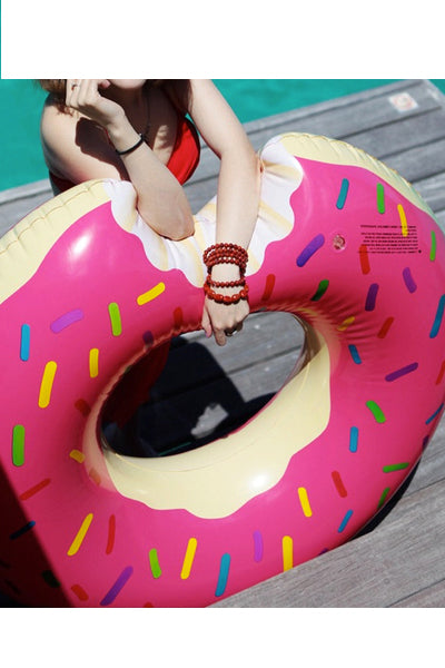 Donut Float (Pink)