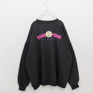 America Shop Sign YUMYUM Sweatshirt (Charcoal)