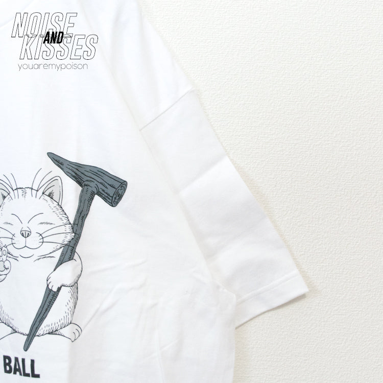 Dragon Ball Official T-shirt (Goku And Karin Sama)