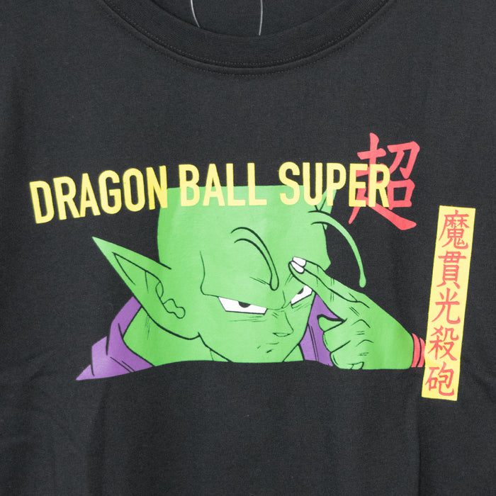 Dragon Ball Special Beam Cannon S/S T-shirt (Black)