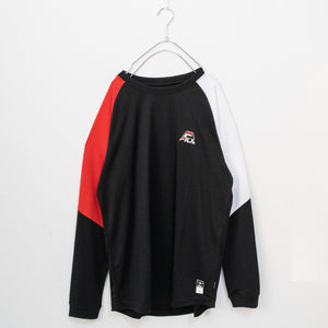 FILA Basketball Crew Neck L/S T-shirt (Black)