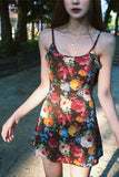 Flower Camisole Dress