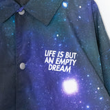 Galaxy Coach Jacket (Blue)