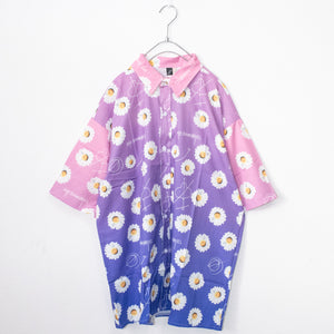 Colorful Gradation Daisy S/S Shirt