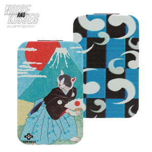 Shareneko Compact Mirror Square (Mt.Fuji)