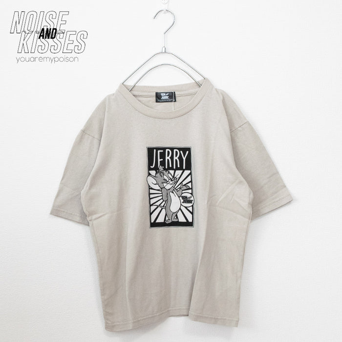 TOM&JERRY Official Jerry T-shirt (2 color)