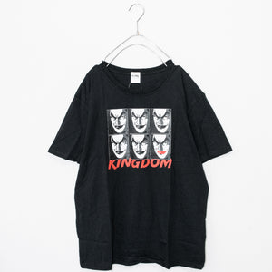 KINGDOM Ou Ki Print S/S T-shirt (Black)