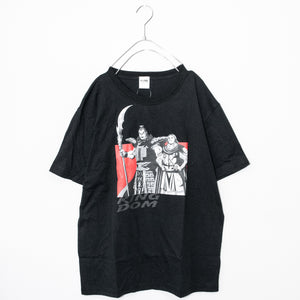KINGDOM Ou Ki & Tou Print S/S T-shirt (Black)