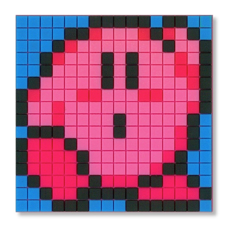 Kirby's Dream Land 8bit Coaster (3 type)