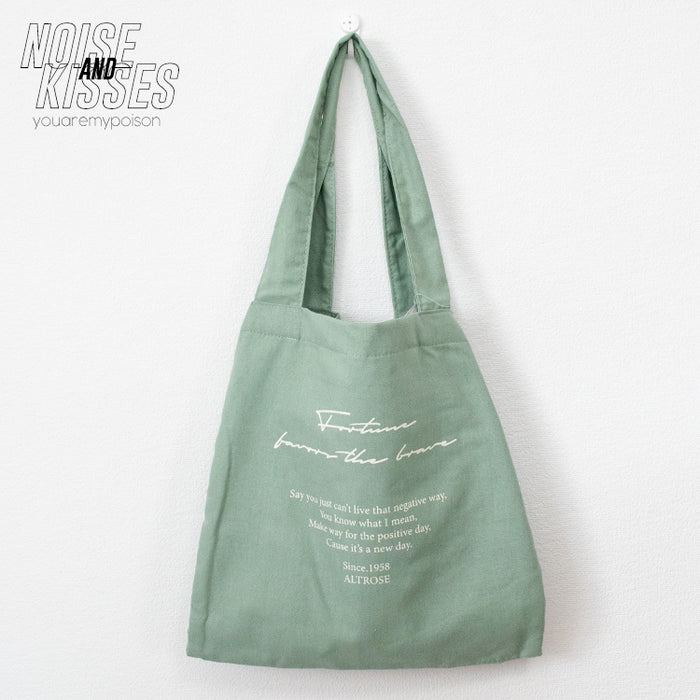 Logo Tote Bag (2 color)